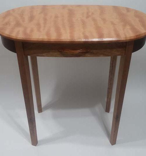 Display Table, Douglas Fir, Table